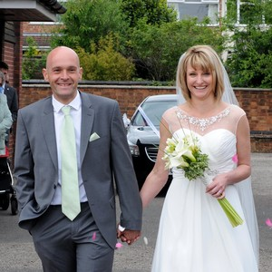 marriages: Wendy & Tim