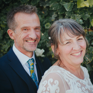 marriages: Gareth & Claire